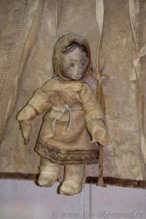 Койку - таймырский семейный идол