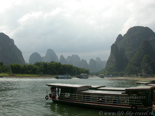 Китай. Яншо, Янгди-Ксингпинг, экотуризм