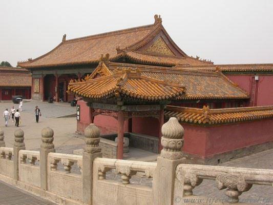 Китай, Пекин. Тяньаньмэнь, Гугун