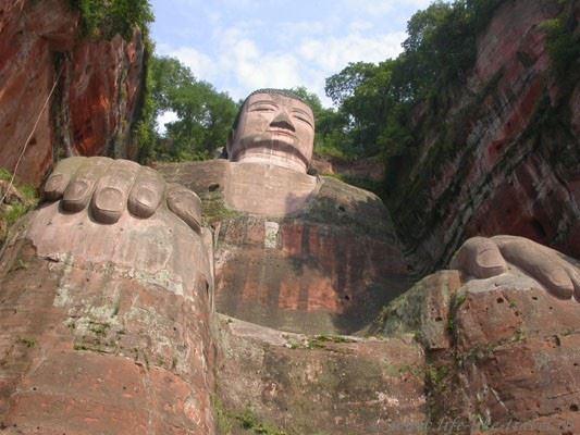 Китай. Сычуань. Лэшань, Гранд Будда