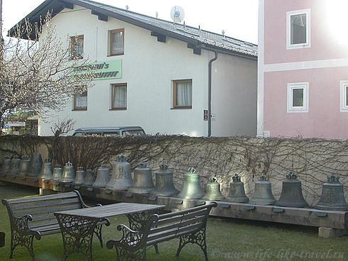 Австрия, Инсбрук, музей колоколов