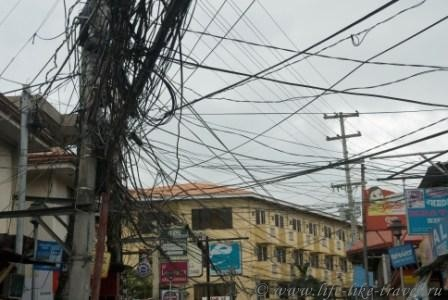 Филиппины, остров Боракай, чудеса электрификации