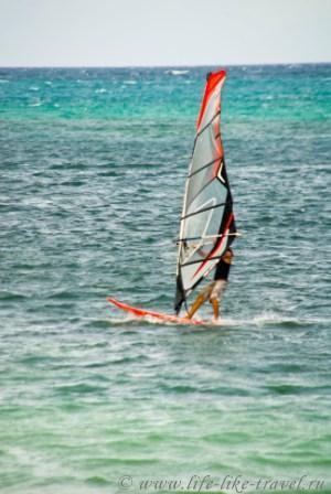 Филиппины, остров Боракай, пляж Болабог