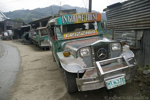 Филиппины, Банауэ, провинция Ифугао, религиозность