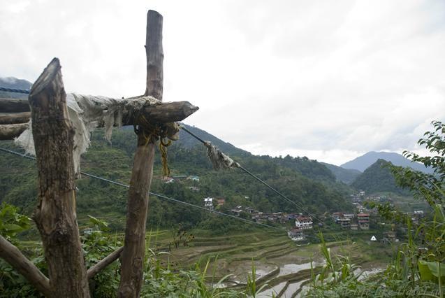 Филиппины, Банауэ, провинция Ифугао, рисовые террасы