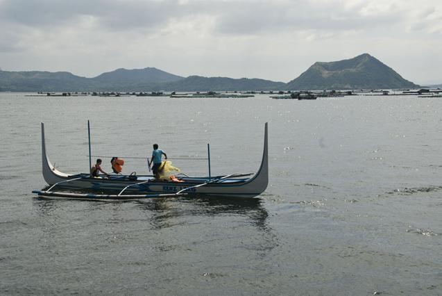 Филиппины, Талисай, вулкан Тааль