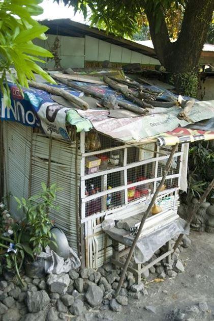 Филиппины, Талисай, деревенский супермаркет