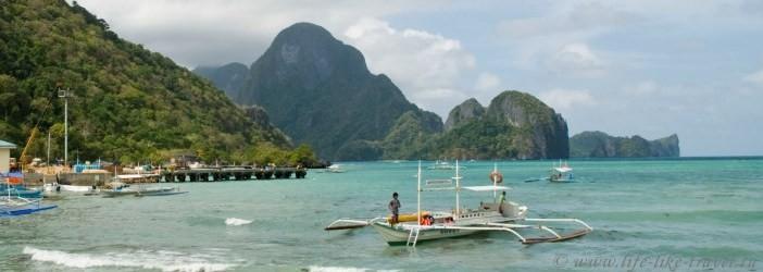 Филиппины, остров Палаван, Эль Нидо