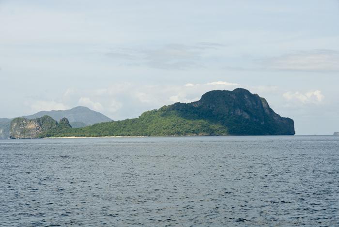 Филиппины, Эль Нидо, Тур по островам и лагунам бухты Бакит, остров Хелликоптер