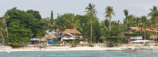 Филиппины, Бохол-Панглао, пляж Алона Бич