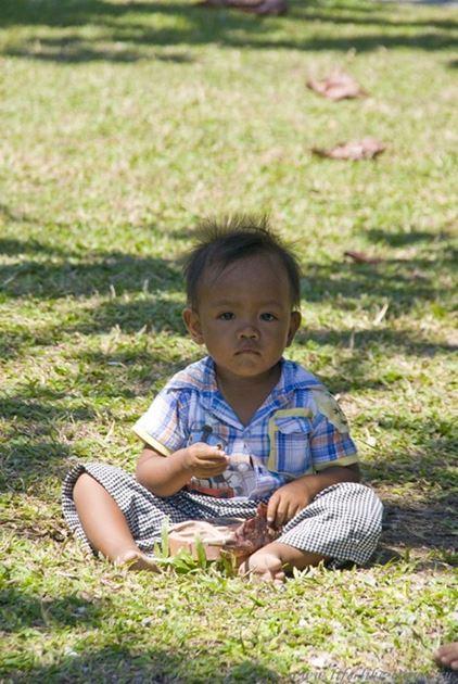 Дети Думагете, остров Негрос, Филиппины