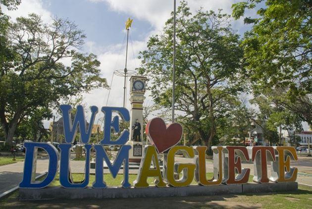 Думагете, остров Негрос, Филиппины