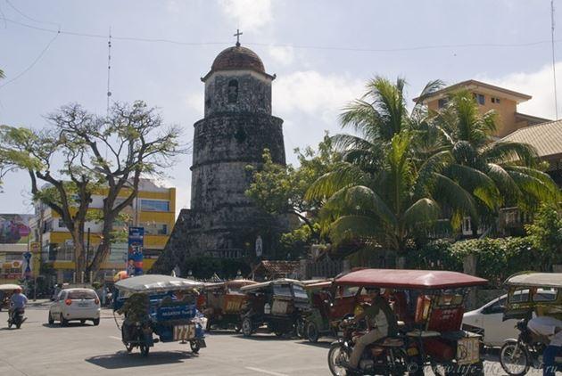 Смотровая башня Думагете, остров Негрос, Филиппины