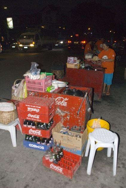 Вечерний променад в Думагете, остров Негрос, Филиппины