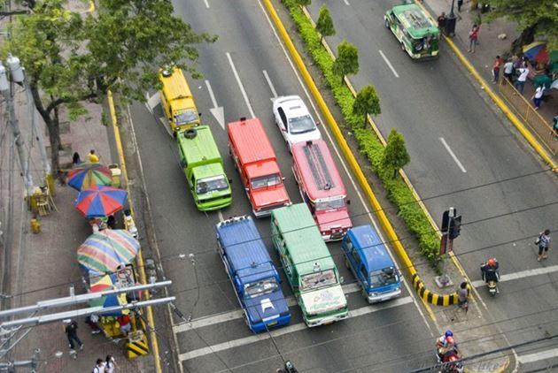 Улицы Себу, Филиппины