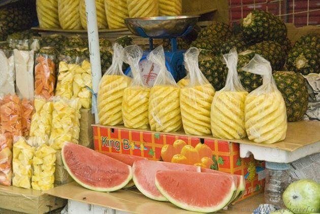 Филиппинские фрукты