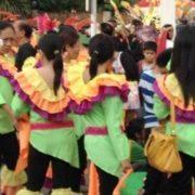 Филиппины, Калибо, фестиваль Ати-Атихан