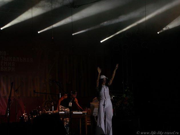 Фестиваль Саянское Кольцо, Шушенское