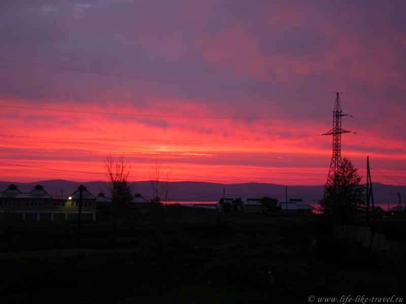 Небо Хакасии