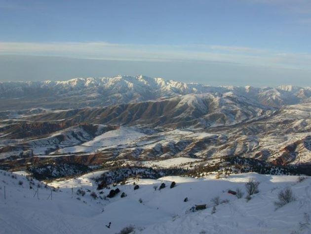 Узбекистан. Шелковый путь по горнолыжным трассам Чимгана