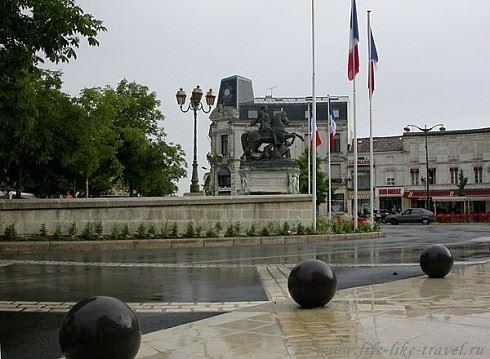 Коньяк, Франция