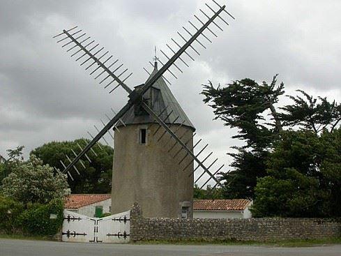 Иль де Ре, Франция