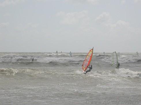 Пляж Дез Гренет, Иль де Ре, Франция
