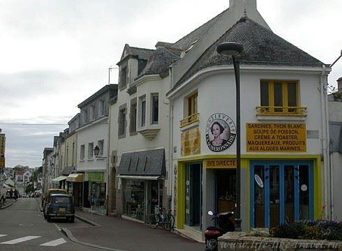Киберон, Франция
