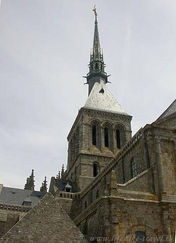 Мон Сен Мишель, Франция