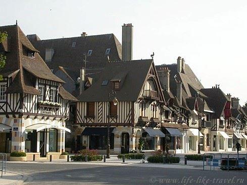 Довиль, Франция