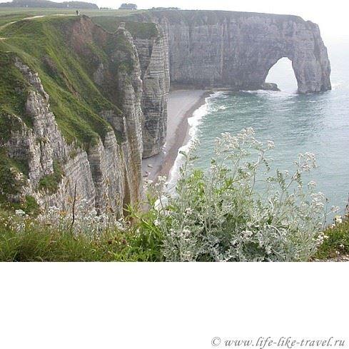 Этрета, Франция