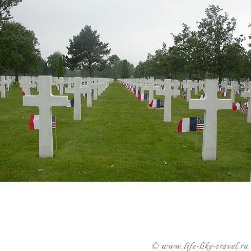 Коллвилль-сюр-мер Омаха Бич, Франция
