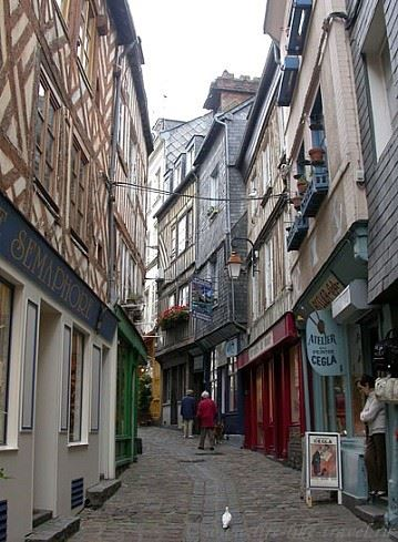 Онфлер, Франция