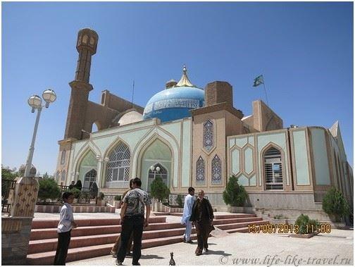 Мечеть, Герат, Афганистан