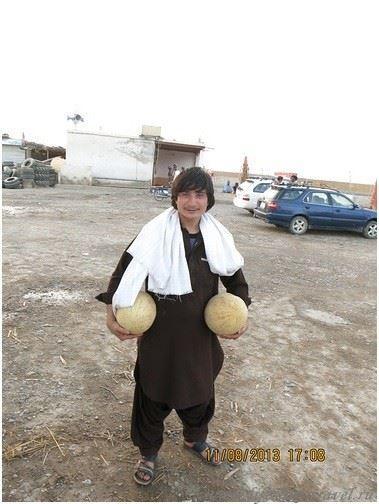 Афганский товарищ