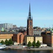 Праздник, который всегда! Стокгольм