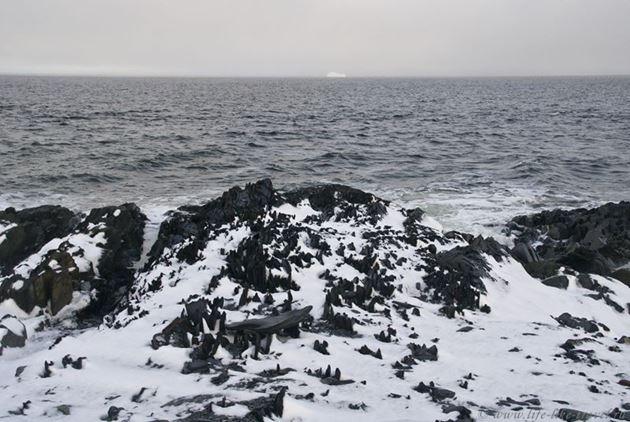 Мыс Челюскин, Арктика, Таймыр