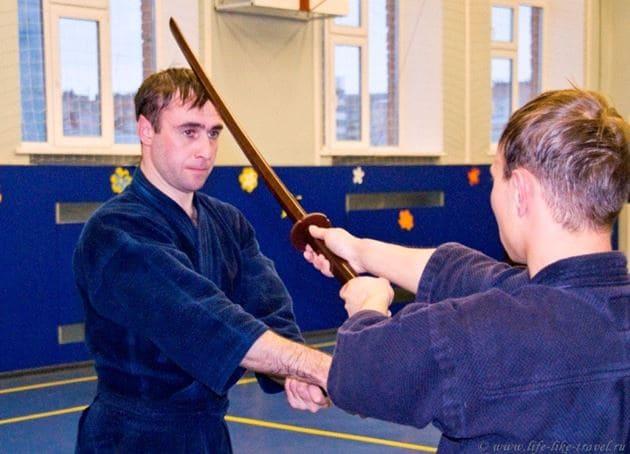 Кендо. Японский меч
