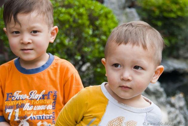 Отношения в азиатской семье, культура питания и китайское мороженое