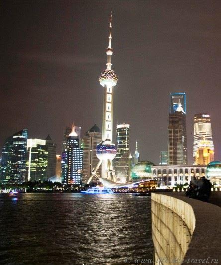 Впечатления о Поднебесной - Шанхай