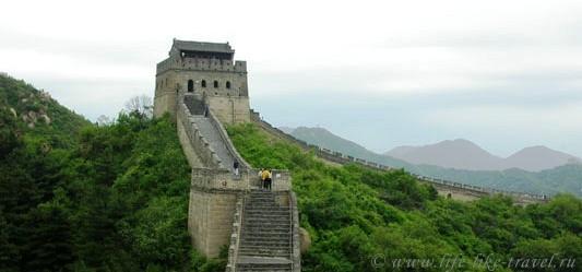 Миниатюра Великая китайская стена