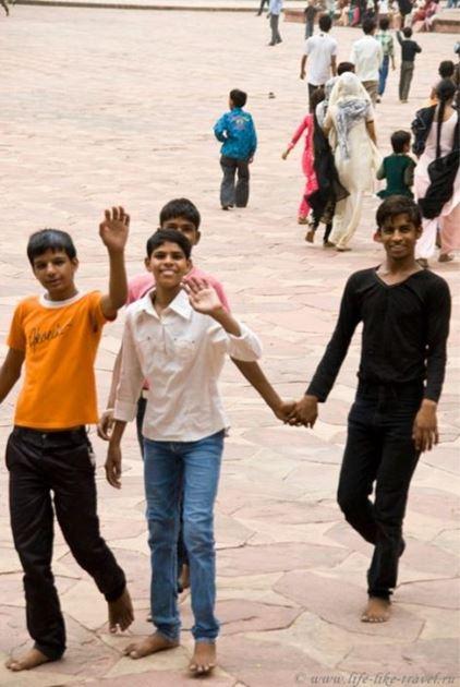 Два месяца в Индии