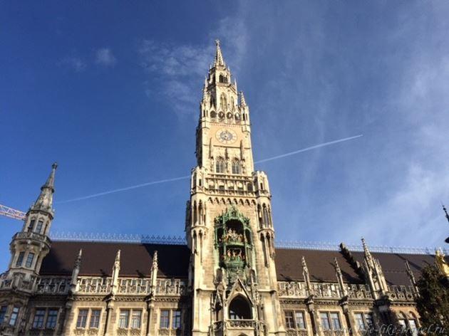 Встреча с Мюнхеном