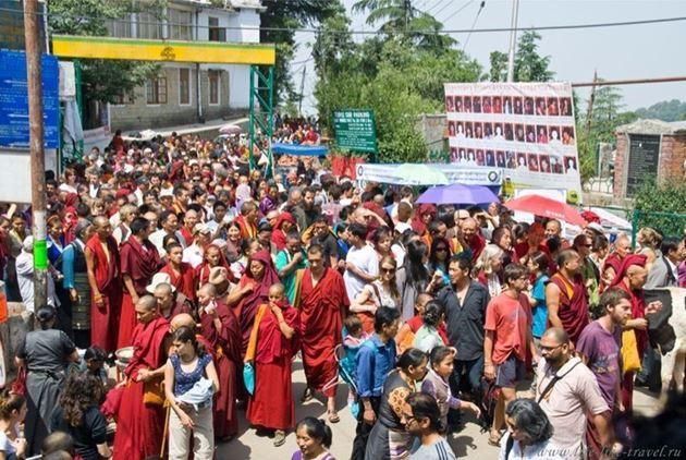 Мой Далай Лама в чужой Индии
