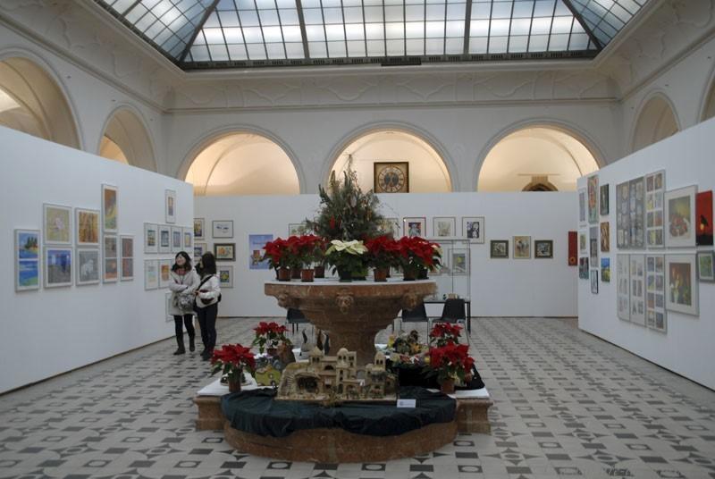 Выставочный зал, Новая Ратуша, Мюнхен