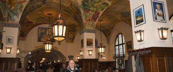 Пивная Хофбройхаус, Мюнхен
