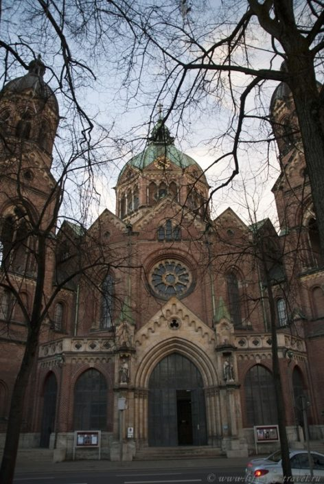 Церковь Святого Луки, Мюнхен