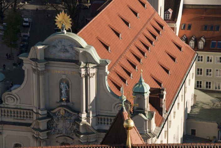 Церковь Святого Духа, Мюнхен