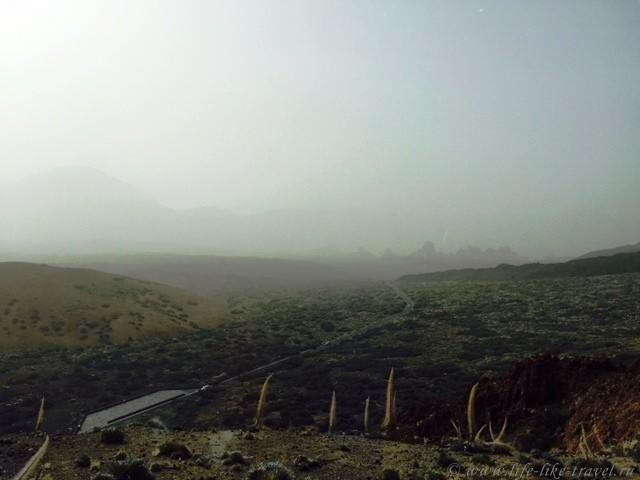 Достопримечательности Тенерифе: маршрут по национальному парку Тейде