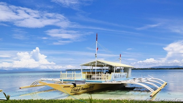 Море на Филиппинах